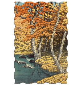 "Artifact Puzzles ""Fall"" Wooden Jigsaw Puzzle"