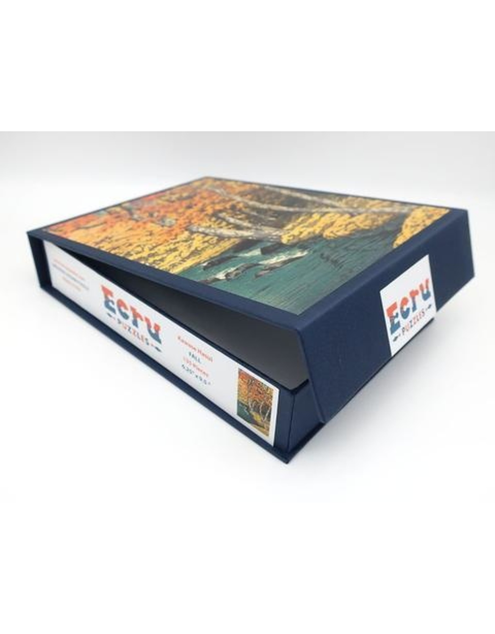 """Artifact Puzzles """"Fall"""" Wooden Jigsaw Puzzle"""