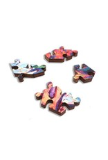 """Artifact Puzzles """"Cypress Lights"""" Wooden Jigsaw Puzzle"""