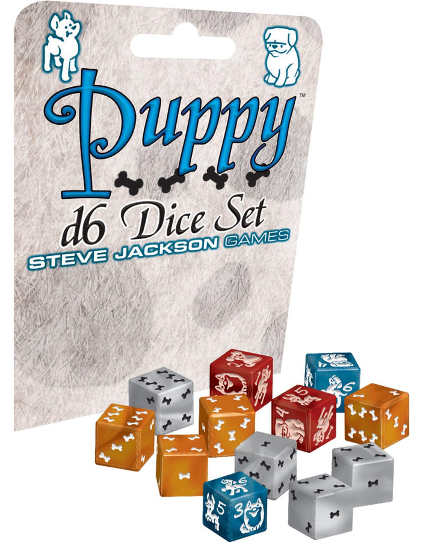 Steve Jackson Games Steve Jackson D6 Dice Sets