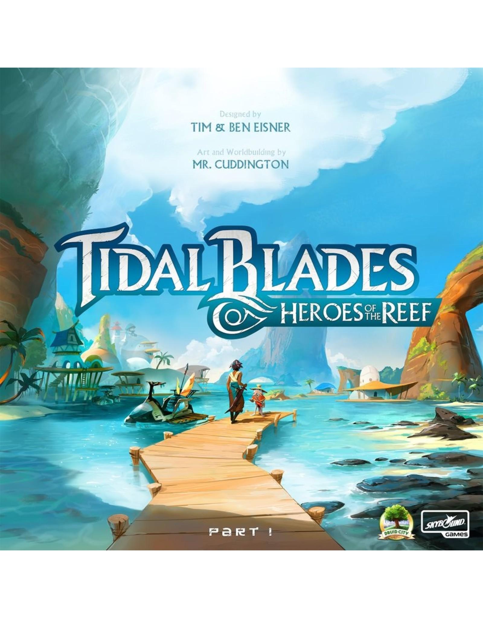 Skybound Games Tidal Blades: Heroes of the Reef Part 1