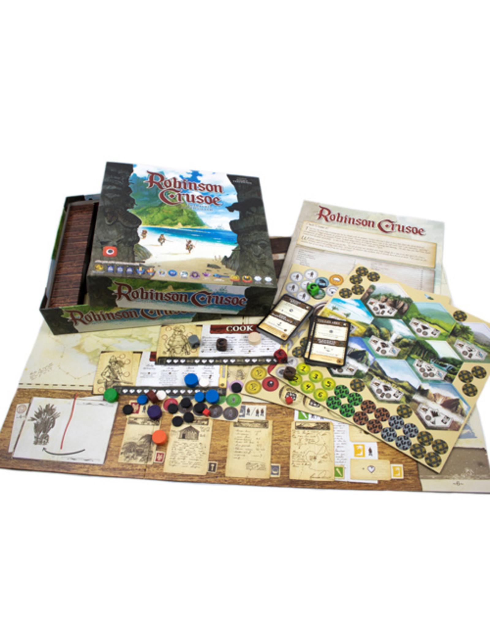 Portal Games Robinson Crusoe: 2nd Ed