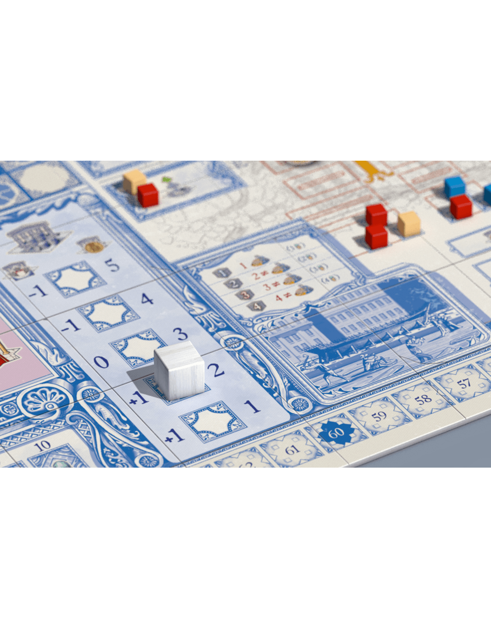 Eagle-Gryphon Games Lisboa: Deluxe Edition