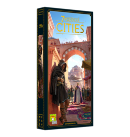Repos 7 Wonders: Cities Expansion