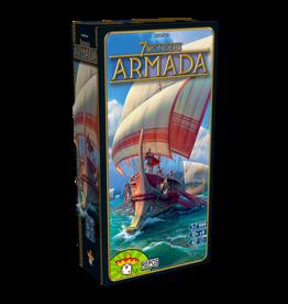 Repos 7 Wonders: Armada Expansion