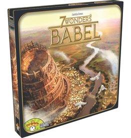 Repos 7 Wonders: Babel Expansion
