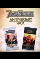 Repos 7 Wonders 1E: 7th Anniversary Expansion Packs