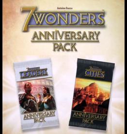 Repos 7 Wonders: 7th Anniversary Expansion Packs