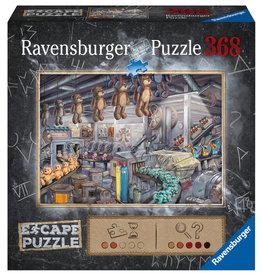 """Ravensburger """"Escape the Toy Factory"""" 368 Piece Escape Puzzle"""