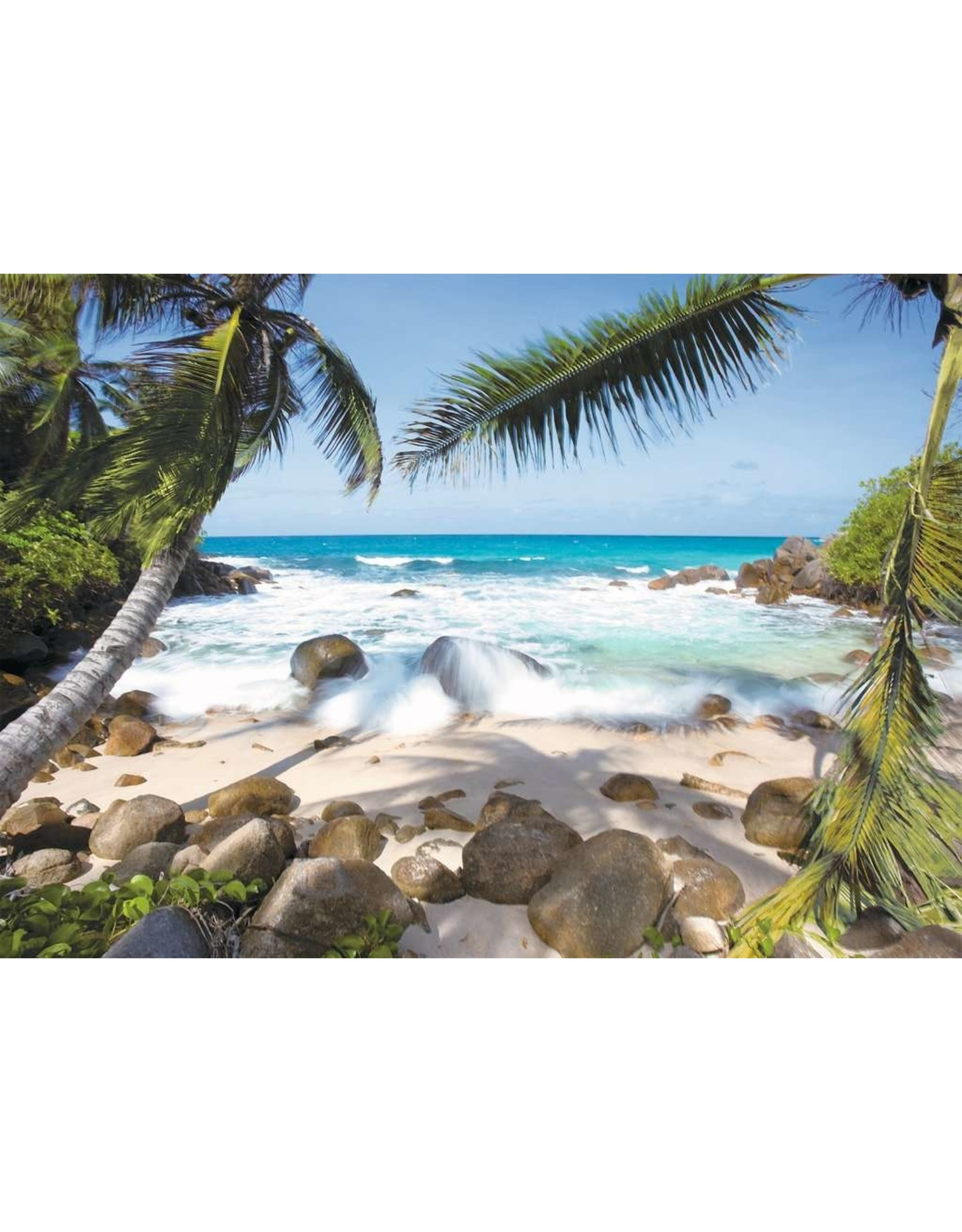 "Ravensburger ""Seaside Beauty"" 1000 Piece Puzzle"