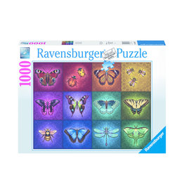 "Ravensburger ""Winged Things"" 1000 Piece Puzzle"