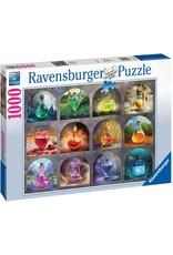 """Ravensburger """"Magical Potions"""" 1000 Piece Puzzle"""