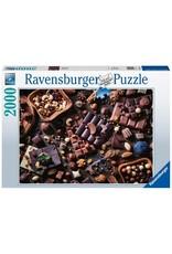 "Ravensburger ""Chocolate Paradise"" 2000 Piece Puzzle"