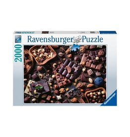 "Ravensburger ""Chocolate Paradise"" 2000 Piece Puzzle"