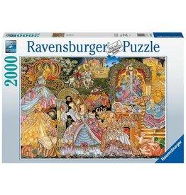 """Ravensburger """"Cinderella"""" 2000 Piece Puzzle"""
