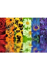 "Ravensburger ""Floral Reflections"" 500 Piece Puzzle"