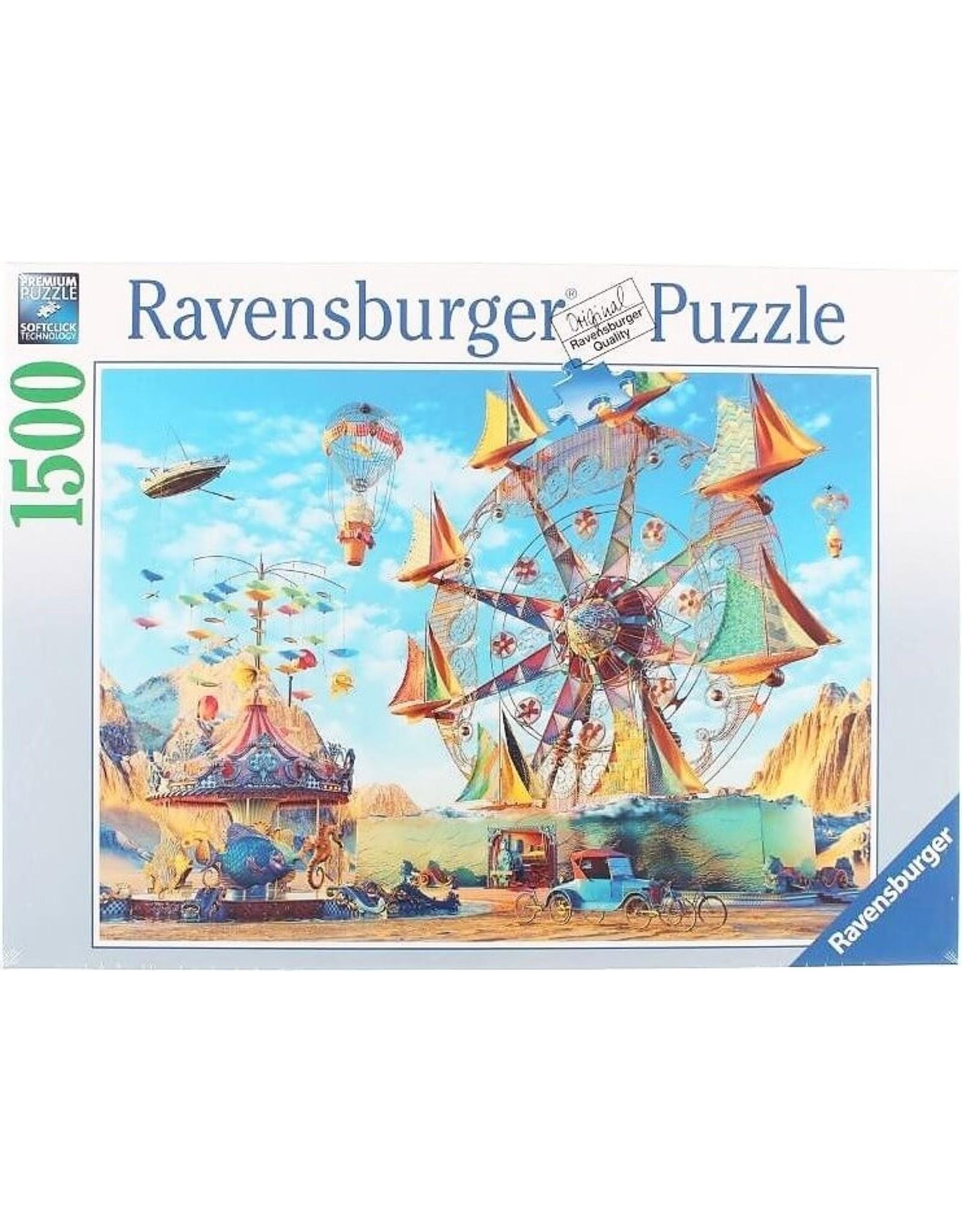 "Ravensburger ""Carnival of Dreams"" 1500 Piece Puzzle"