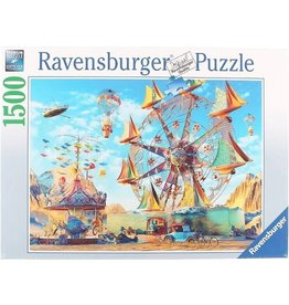 "Ravensburger ""Carnival of Dreams"" 1500 Piece Puzzle"