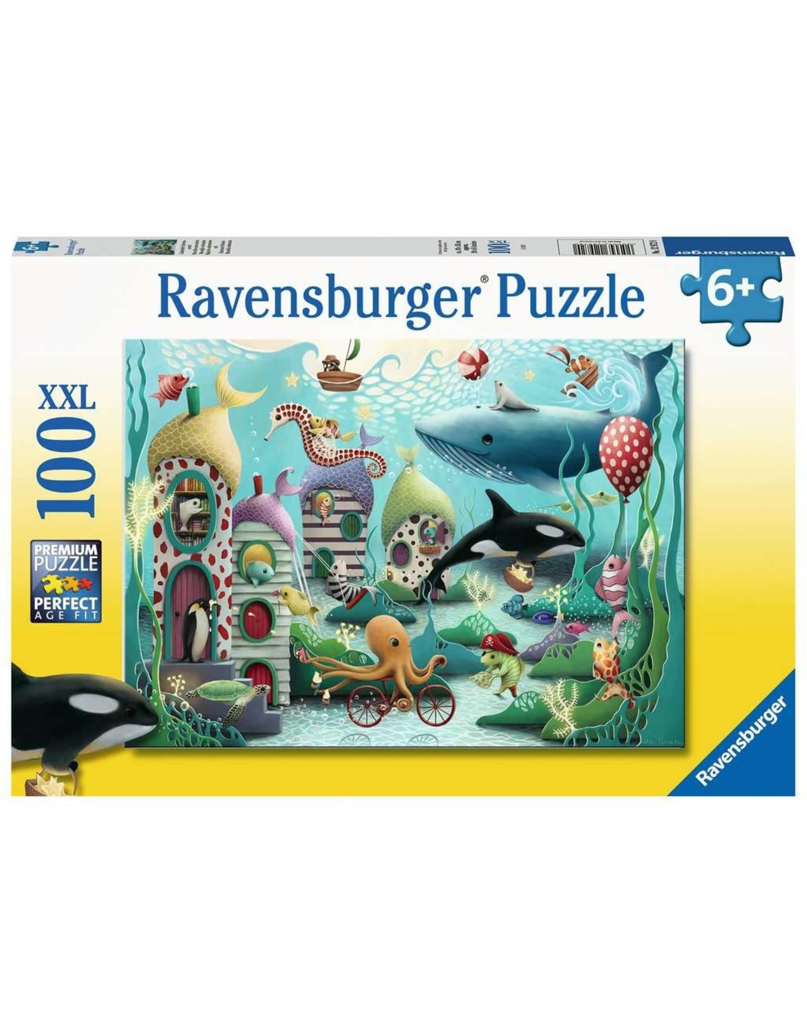 "Ravensburger ""Underwater Wonders"" 100 Piece Puzzle"