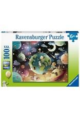 "Ravensburger ""Planet Playground"" 100 Piece Puzzle"
