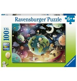 "Ravensburger ""Planet Playground"" 100 Piece Puzzle"