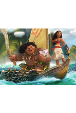 "Ravensburger ""Moana and Maui"" 100 Piece Puzzle"