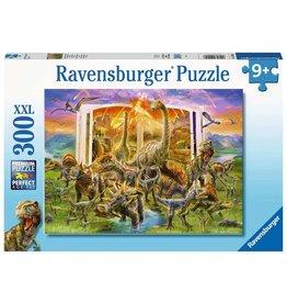 "Ravensburger ""Dino Dictionary"" 300 Piece Puzzle"