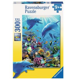 "Ravensburger ""Underwater Adventure"" 300 Piece Puzzle"