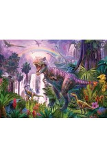 """Ravensburger """"King of Dinosaurs"""" 200 Piece Puzzle"""