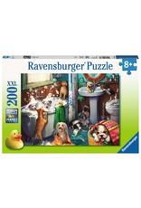 """Ravensburger """"Tub Time"""" 200 Piece Puzzle"""