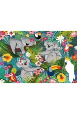 "Ravensburger ""Koalas and Sloths"" 2 X 24 Piece Puzzles"