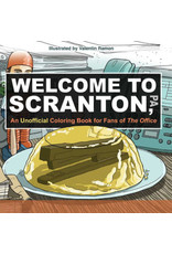 Ulysses Press Welcome to Scranton: Un Unofficial Coloring Book for Fans of The Office