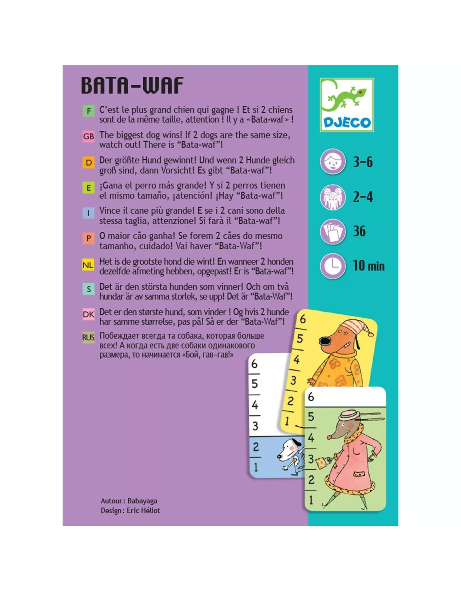 Djeco Bata-Waf