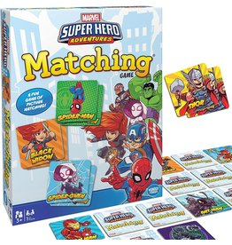 Ravensburger Marvel Super Hero Matching Game