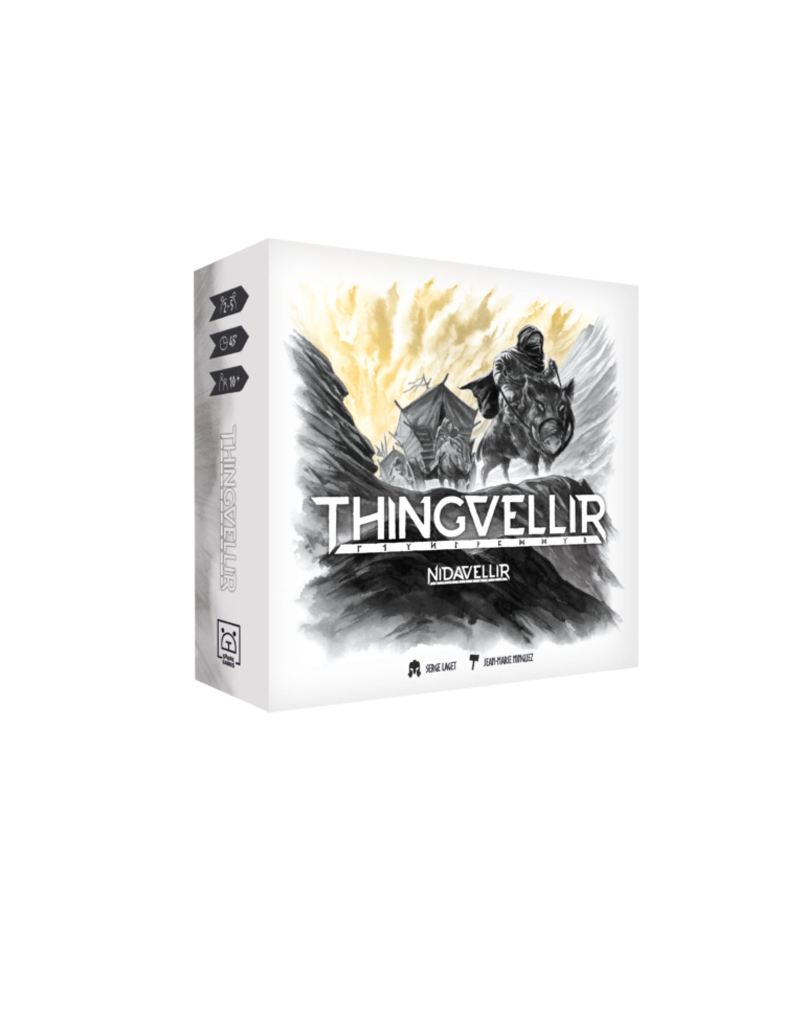 GRRRE Games Nidavellir: Thingvellir Expansion