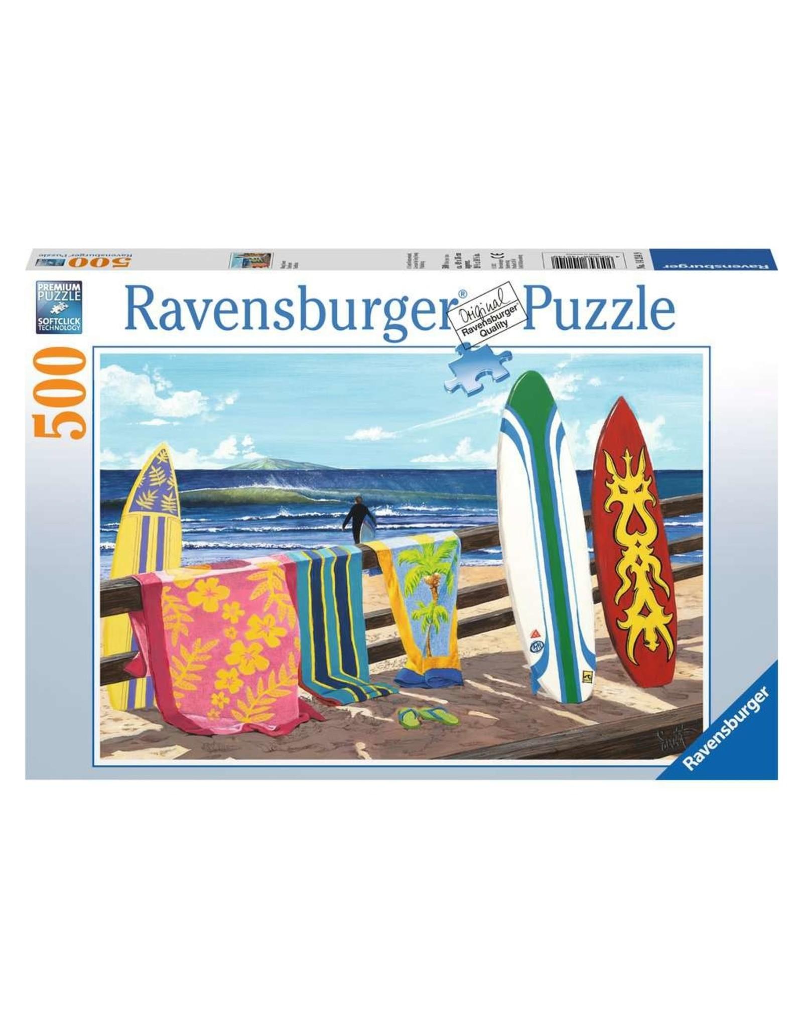 "Ravensburger ""Hang Loose"" 500 Piece Puzzle"