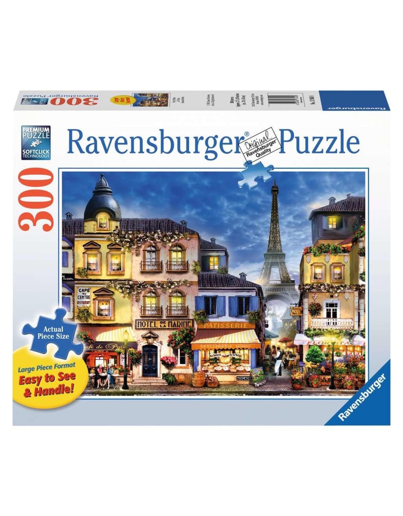 """Ravensburger """"Pretty Paris"""" 300 Piece Puzzle"""