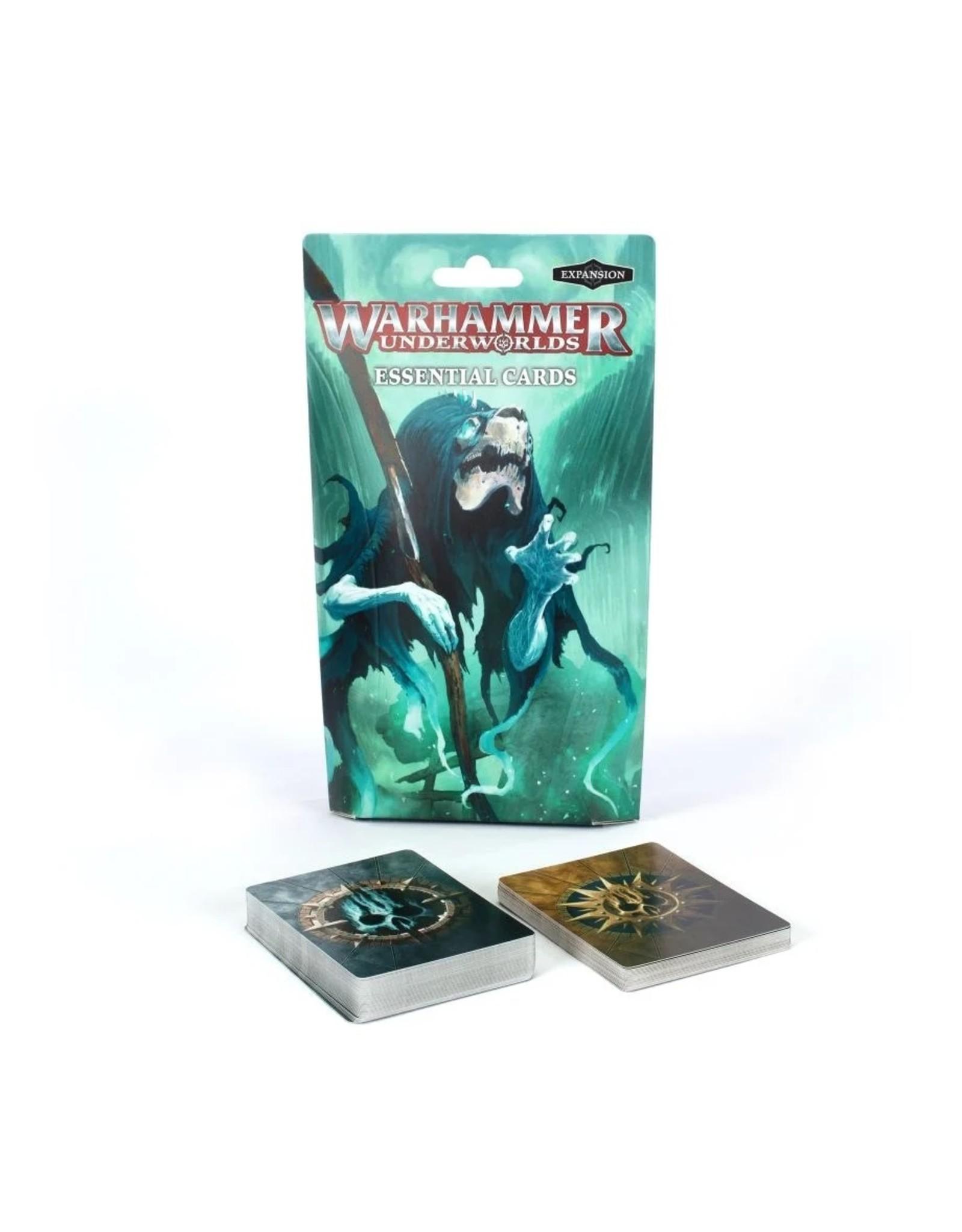 Games Workshop WH Underworlds: Essential Cards
