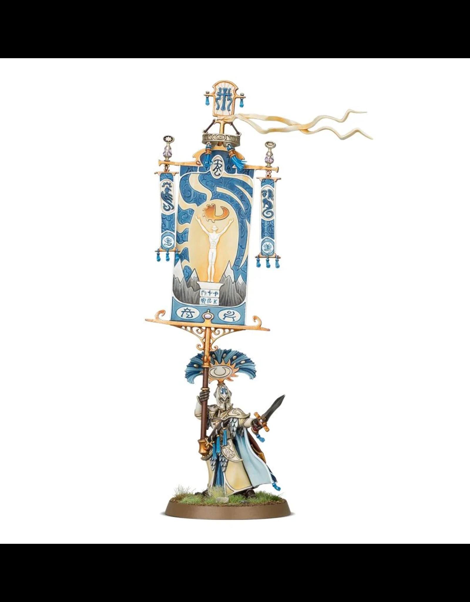Games Workshop Lumineth Realm-Lords: Vanari Bannerblade