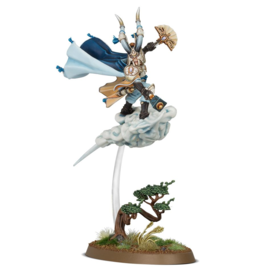 Games Workshop Lumineth Realm-Lords: Hurakam Windmage