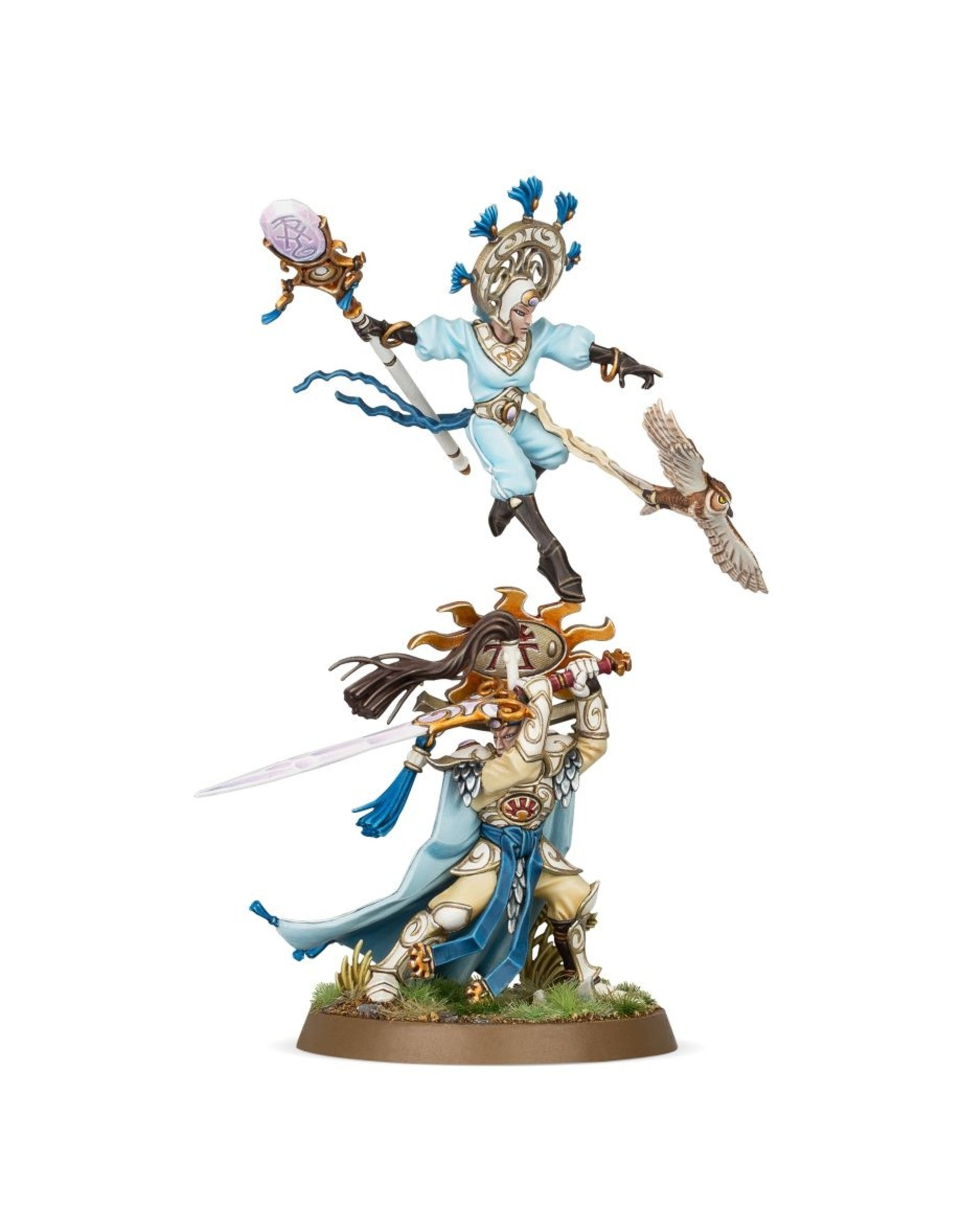 Games Workshop Lumineth Realm-Lords: Ellenia & Ellathor