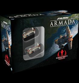 Fantasy Flight Games Star Wars Armada: Rebel Hammerhead Corvettes