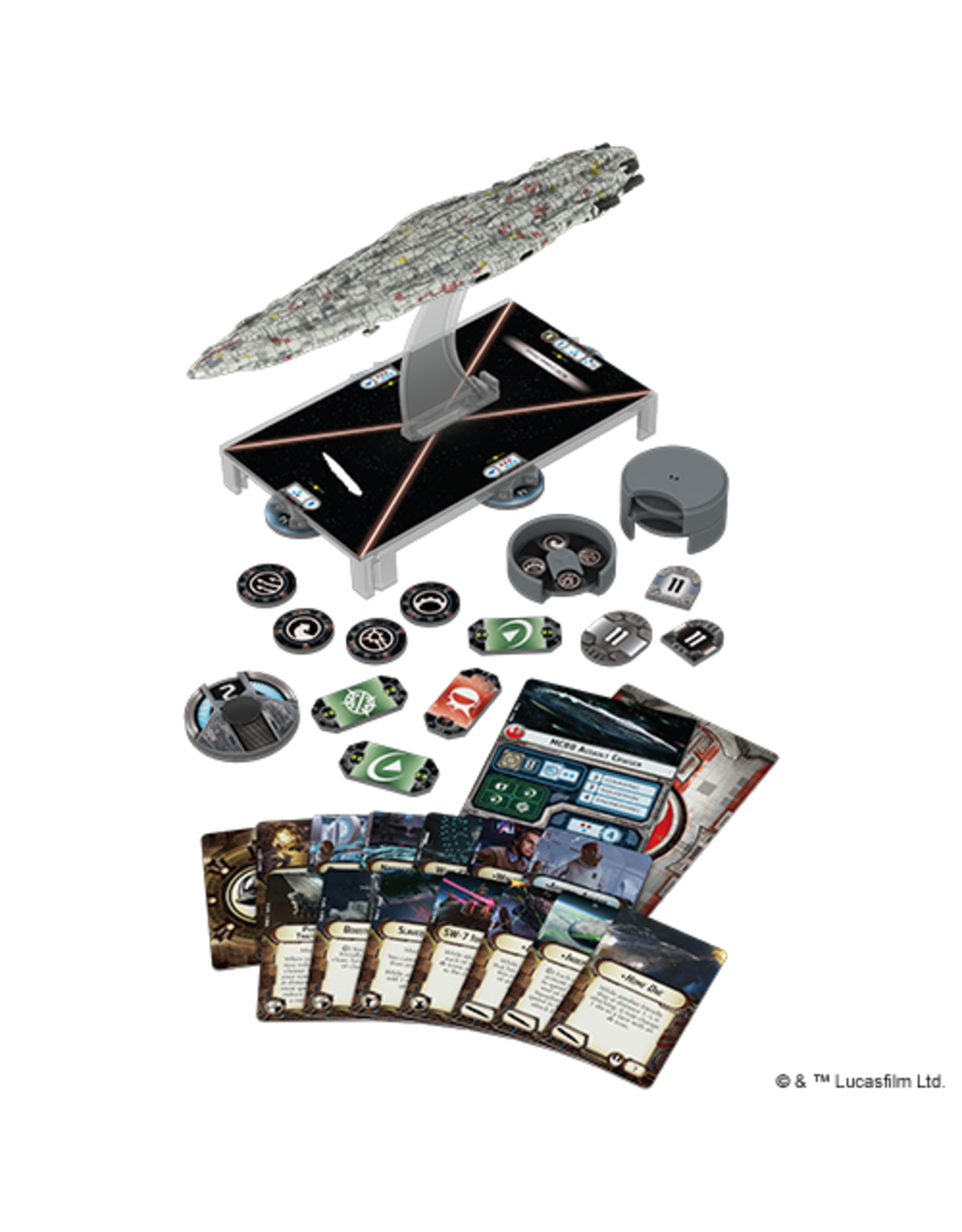 Fantasy Flight Games Star Wars Armada: Home One