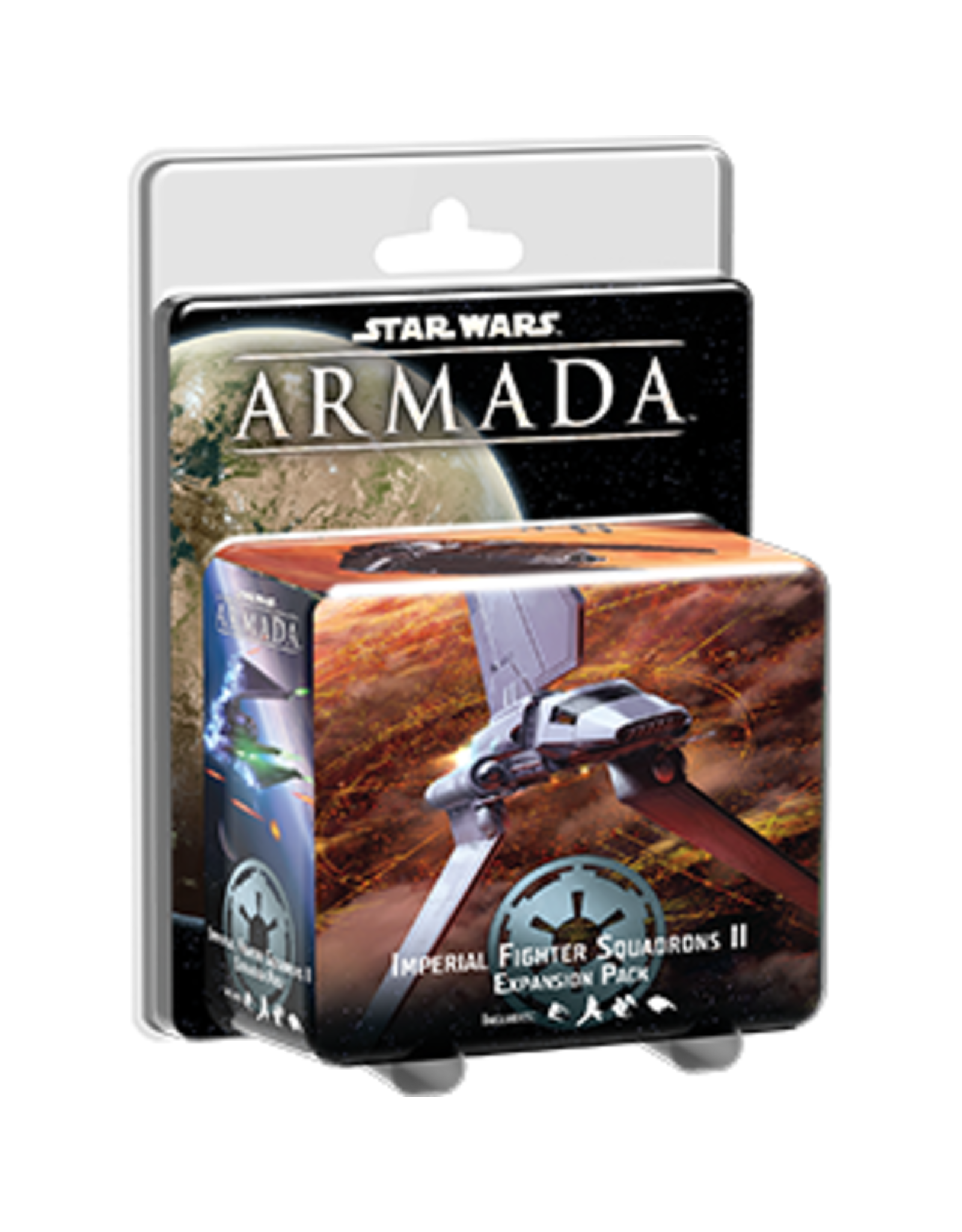 Fantasy Flight Games Star Wars Armada: Imperial Fighter Squadrons II