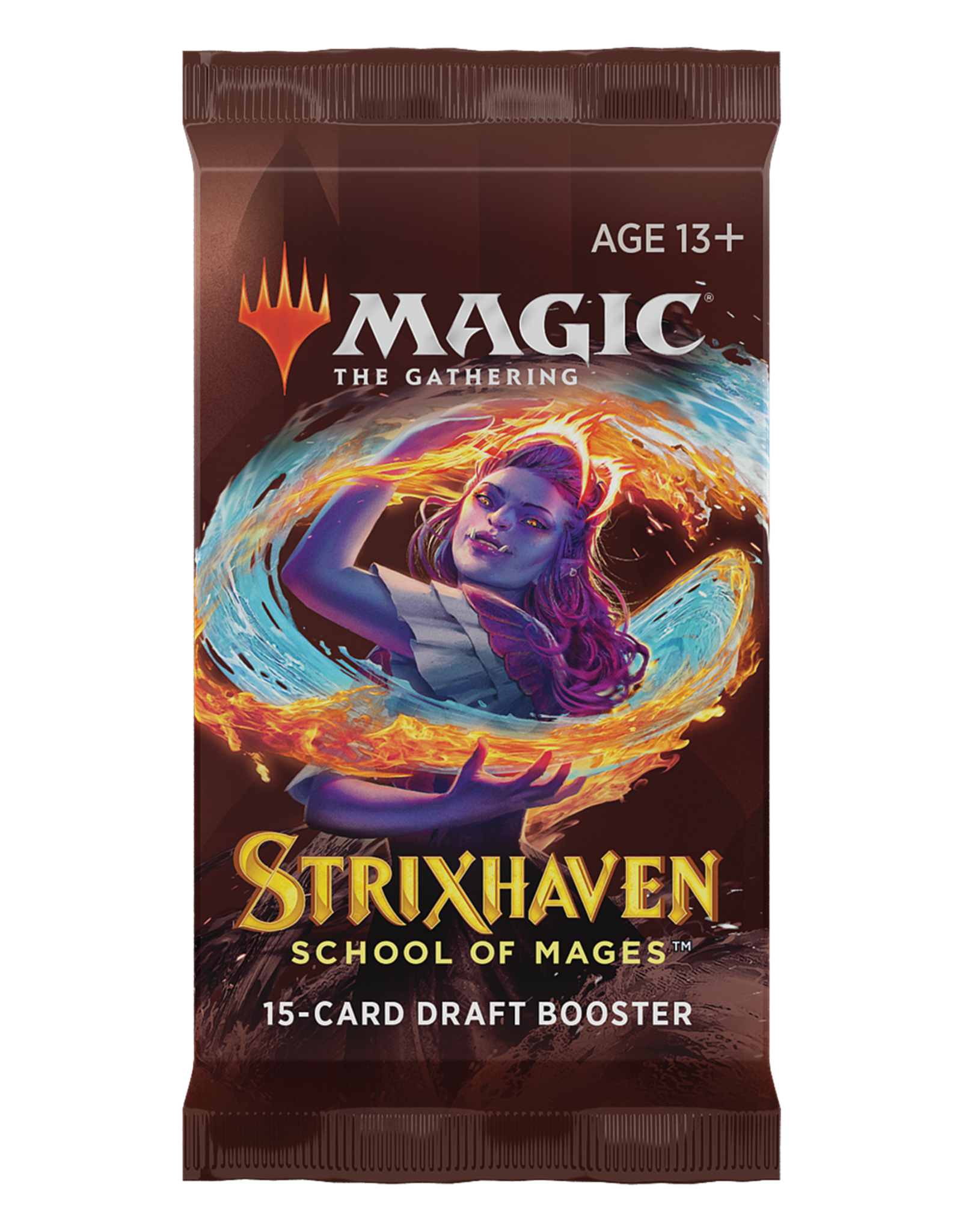 Wizards of the Coast MtG: Strixhaven DRAFT Booster Pack