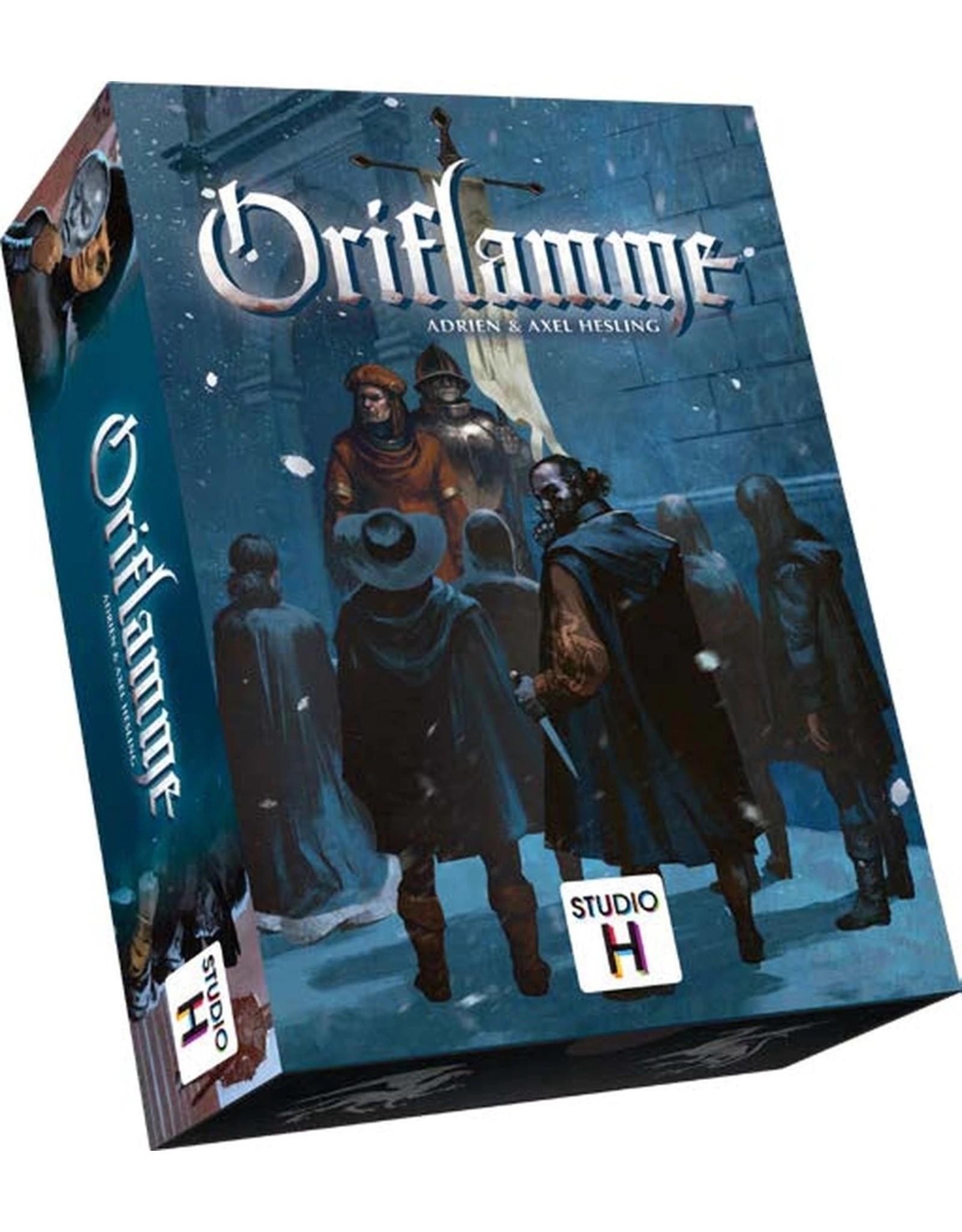 Studio H Oriflamme