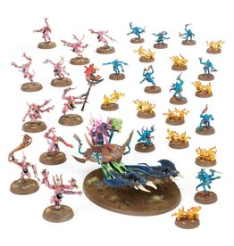 Games Workshop Disciples of Tzeentch: Atra'zan's Blazing Cavalcade