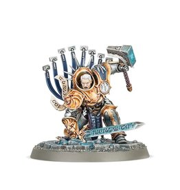 Games Workshop Stormcast Eternals: Gardus Steel Soul