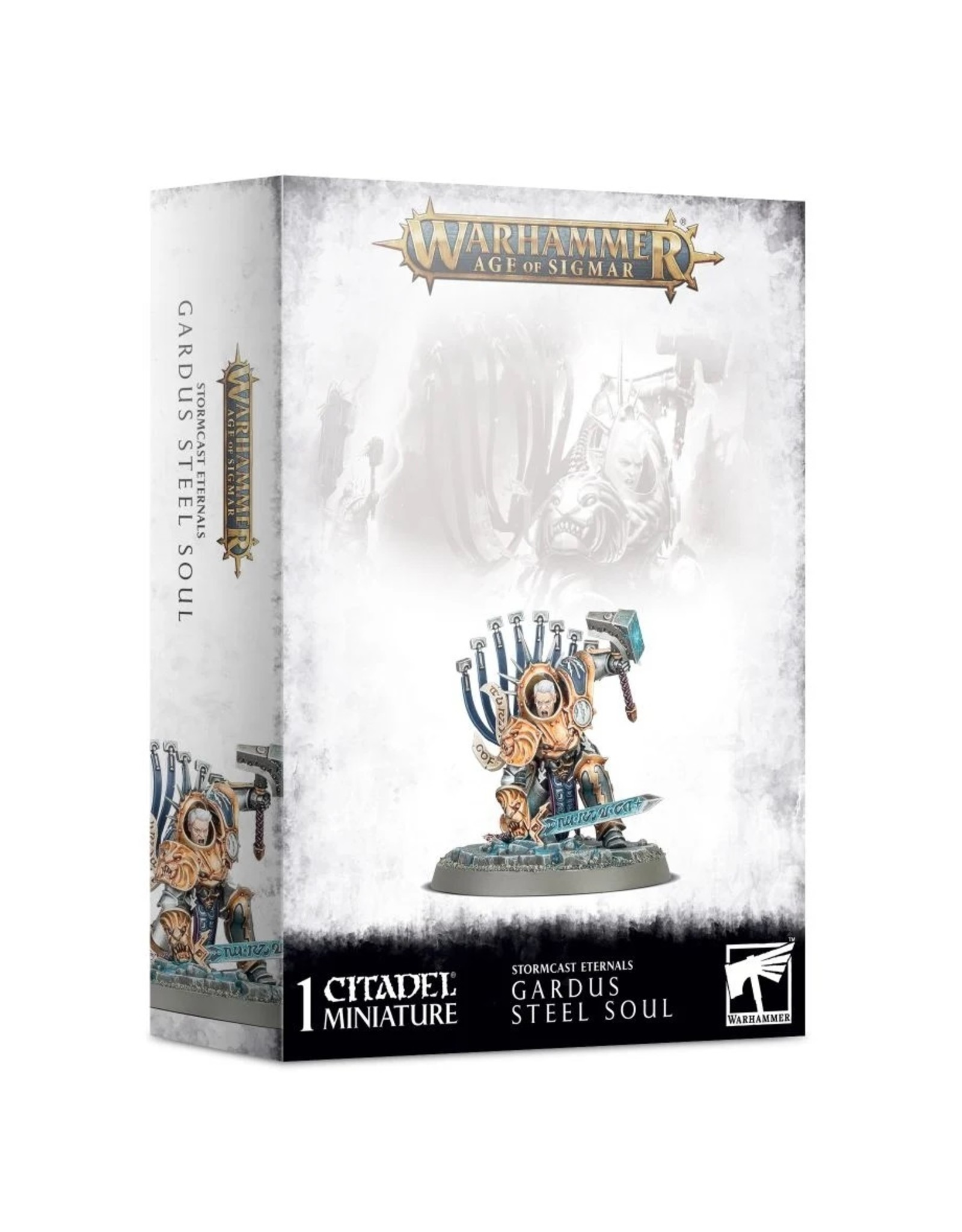 Games Workshop Stormcast Eternals: Gardus Steel Soul