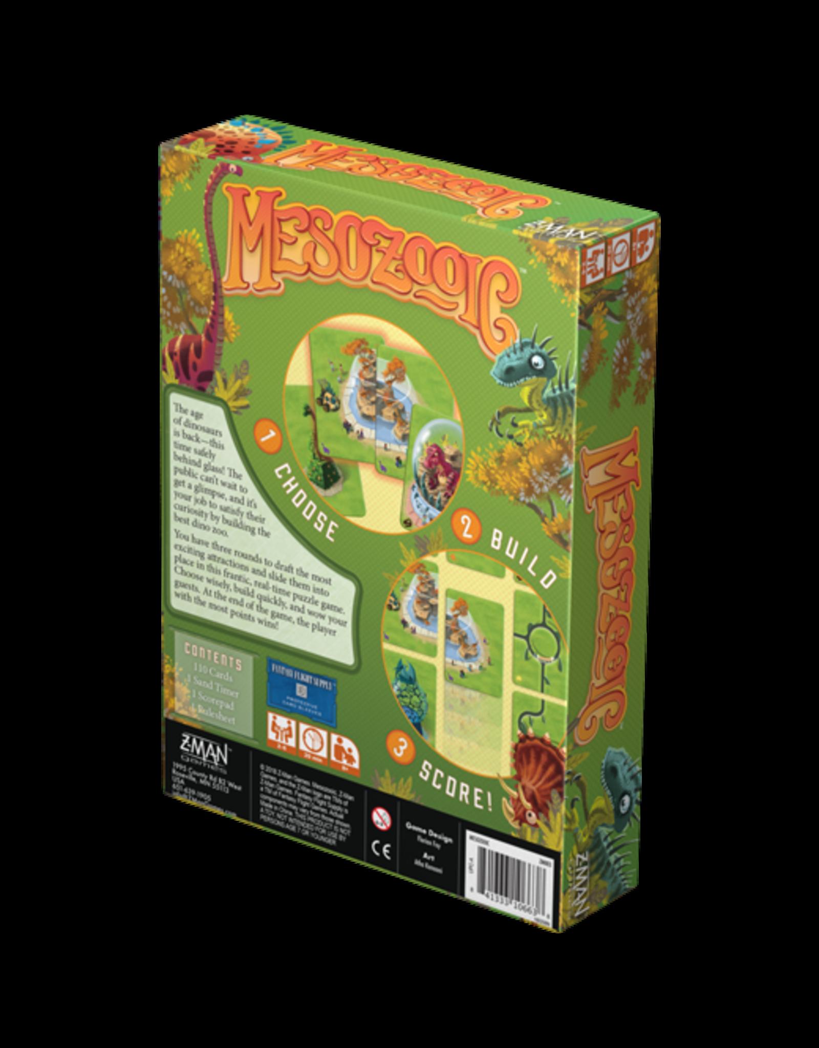 Z-Man Games Mesozooic